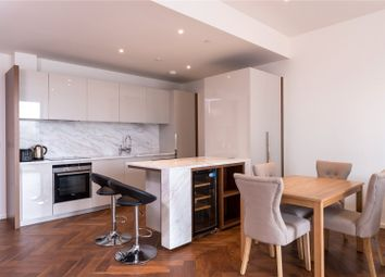 Thumbnail 2 bed flat to rent in Embassy Gardens, Ambassador Building, Union Square, London