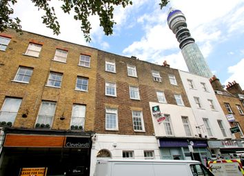Thumbnail 3 bed flat to rent in 76 Cleveland Street, Fitzrovia, London
