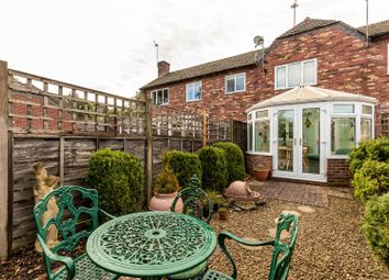 Thumbnail 2 bed terraced house for sale in Yew Tree Close, Lapworth, Solihull