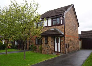 Thumbnail 3 bed detached house to rent in Rosewood, Westhoughton, Bolton