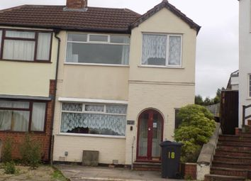 Thumbnail 3 bed semi-detached house for sale in Frenshaw Grove, Great Barr, Birmingham