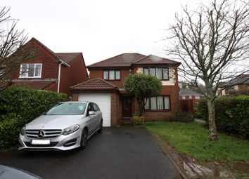 Thumbnail 4 bed detached house for sale in Coed Camlas, New Inn, Pontypool