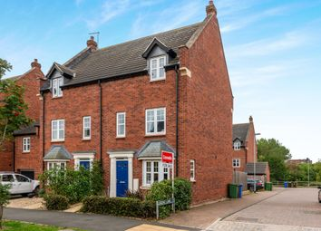 Thumbnail 3 bed town house for sale in Pearl Brook Avenue, St Georges Parkway, Stafford