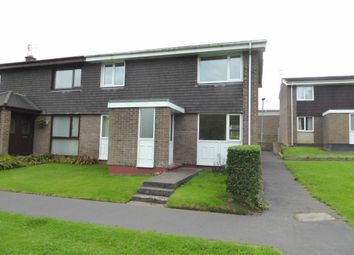 Thumbnail 3 bed terraced house to rent in Wynyard, Chester Le Street