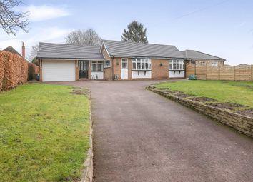 Thumbnail 4 bed detached bungalow for sale in Belbroughton Road, Clent, Stourbridge