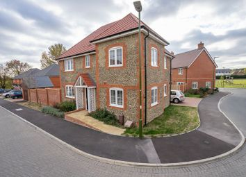4 bed detached house for sale in Vespasian Close, Chichester PO18