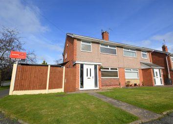 Thumbnail 3 bed semi-detached house for sale in Calder Way, Great Sutton, Ellesmere Port