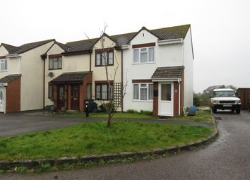 Thumbnail End terrace house for sale in Bramble Mead, Aylesbeare, Exeter