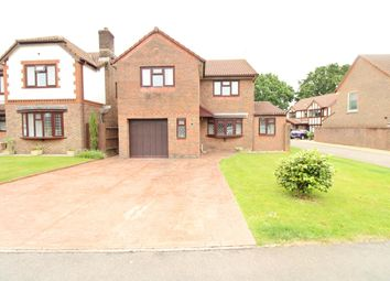 Thumbnail 4 bed detached house for sale in Bala Drive, Rogerstone, Newport