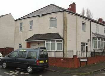 Thumbnail 4 bed terraced house for sale in Douglass Road, Dudley, West Midlands