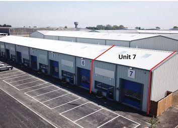 Thumbnail Commercial property to let in Unit 7, Phoenix Enterprise Park, Gisleham, Lowestoft