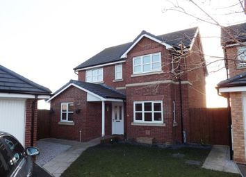 Thumbnail 4 bedroom detached house for sale in Kingfisher Drive, Heysham, Morecambe