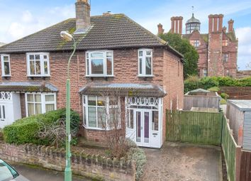 Thumbnail 3 bed semi-detached house for sale in Bishop Street, Shrewsbury