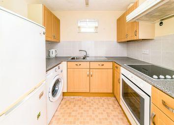 Thumbnail 1 bed flat for sale in Vicarage Lane, Horley