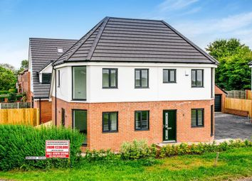 Thumbnail 3 bed detached house for sale in Church View, Hensall, Goole