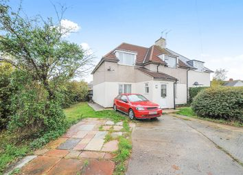 Thumbnail 4 bedroom semi-detached house for sale in Pinehurst Road, Swindon
