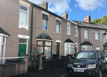 Thumbnail 3 bed terraced house for sale in Goodrich Crescent, Newport