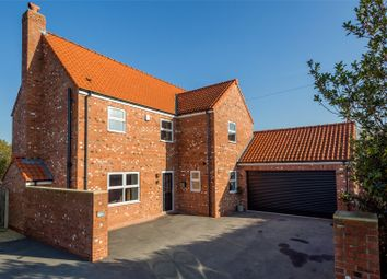 Thumbnail 5 bed detached house for sale in Sand Lane, Osgodby, Selby