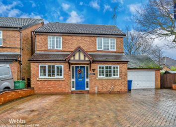 5 bed detached house for sale in Sweetbriar Way, Heath Hayes, Cannock WS12
