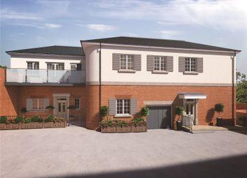 Thumbnail 1 bed flat for sale in The Courtyard, Dean Street, Marlow, Buckinghamshire