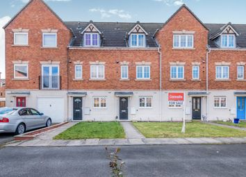 Thumbnail 3 bed town house for sale in Courtland Mews, Stafford