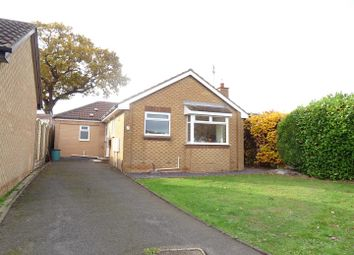 Thumbnail 2 bed detached bungalow for sale in Quantock Rise, Shepshed, Leicestershire