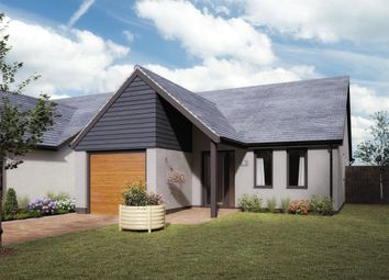 Thumbnail 3 bedroom detached house for sale in Camaret Gardens, Camaret Drive, St. Ives, Cornwall
