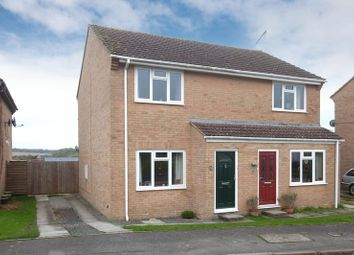 Thumbnail 2 bed semi-detached house for sale in High View Close, Tisbury, Salisbury
