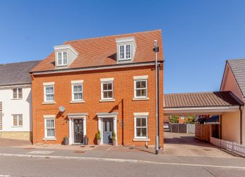Thumbnail 4 bed semi-detached house for sale in Canon Road, Flitch Green, Dunmow