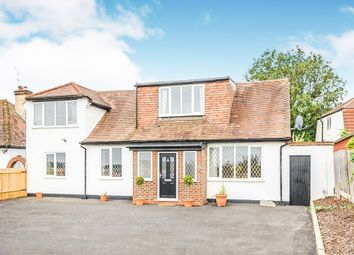 Thumbnail 4 bed detached bungalow for sale in Epsom Lane North, Tadworth