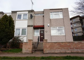 Thumbnail 2 bed end terrace house for sale in Thurso Crescent, Dundee