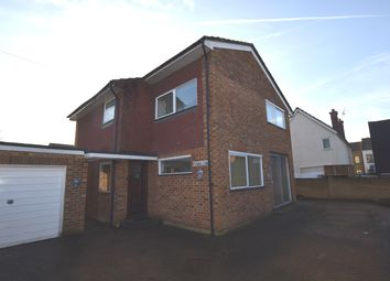Thumbnail 3 bed detached house for sale in Woodbridge Avenue, Leatherhead