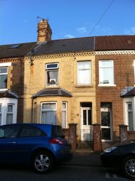 Thumbnail 5 bed terraced house to rent in Angus Street, Cardiff