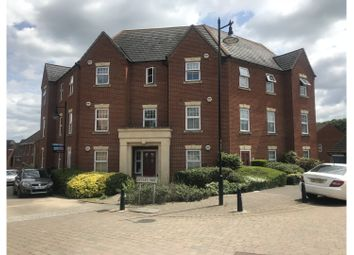 Thumbnail 2 bed flat for sale in Imperial Way, Ashford