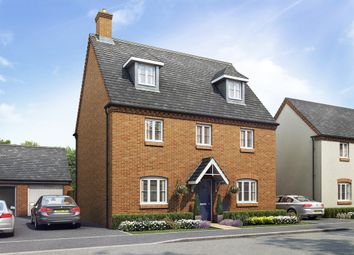 "Thumbnail 5 bedroom detached house for sale in ""The Regent"" at Towcester Road, Old Stratford, Milton Keynes"