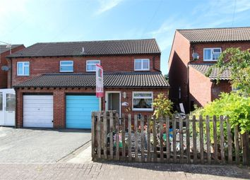 Thumbnail 3 bed semi-detached house for sale in Weirside Way, Barnstaple, Devon