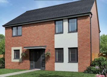 "Thumbnail 4 bedroom detached house for sale in ""The Lowery "" at Elmwood Park Court, Newcastle Upon Tyne"