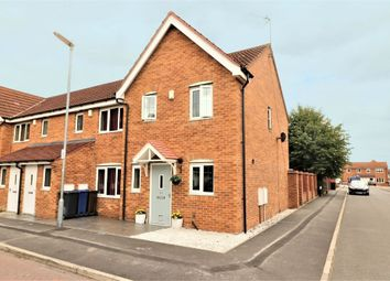 Thumbnail 2 bed end terrace house for sale in Kingfisher Drive, Wombwell, Barnsley, South Yorkshire