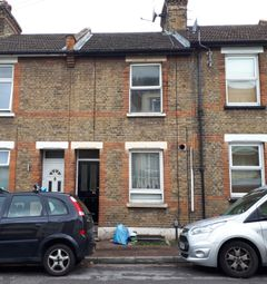 Thumbnail 1 bed flat to rent in Coronation Road, Chatham
