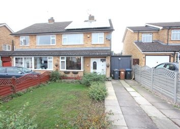 Thumbnail 3 bed semi-detached house for sale in Sandy Crescent, Hinckley
