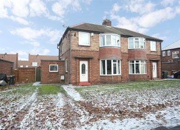 Thumbnail 3 bed semi-detached house for sale in Pinetree Gardens, Whitley Bay