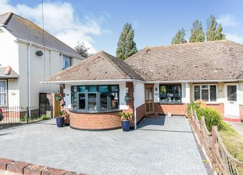 Thumbnail 2 bed semi-detached bungalow for sale in Holland Road, Holland-On-Sea, Clacton-On-Sea