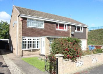 Thumbnail 2 bed semi-detached house for sale in Hathersage Road, Hull