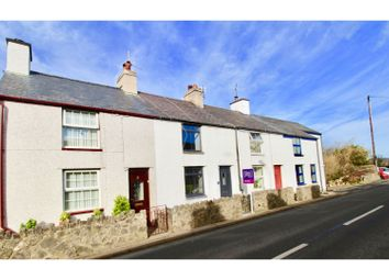 Thumbnail 3 bedroom terraced house for sale in Tal-Y-Bont, Conwy