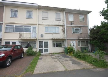 Thumbnail 4 bed terraced house for sale in Long Riding, Basildon, Essex