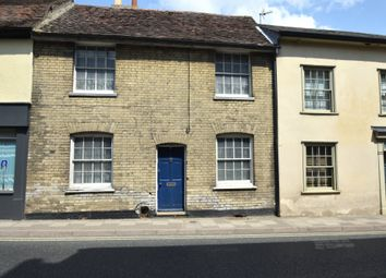 Thumbnail 3 bed terraced house for sale in Gainsborough Street, Sudbury