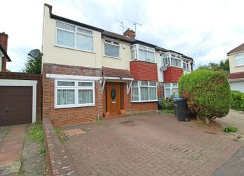 Thumbnail 4 bed semi-detached house for sale in Linden Gardens, Enfield