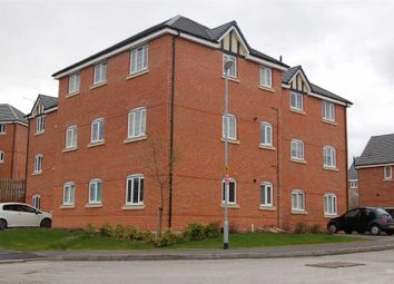Thumbnail 2 bed flat to rent in Reedmace Walk, Newcastle-Under-Lyme