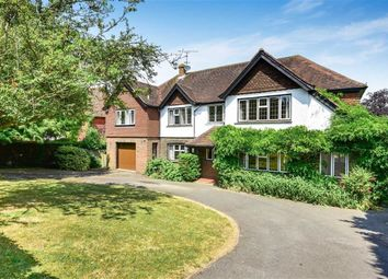 Thumbnail 7 bed detached house for sale in Downside Road, Guildford