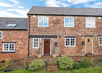 Thumbnail 4 bed semi-detached house for sale in Hapsford Hall Barns, Moor Lane, Hapsford, Frodsham